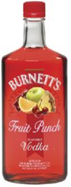 Burnetts Vodka Fruit Punch